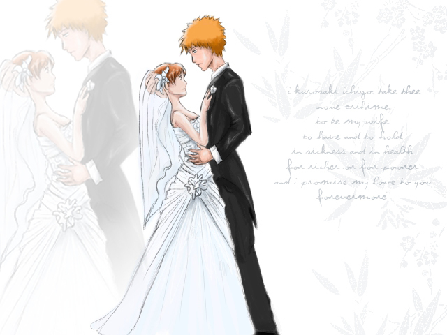 Ichihime wedding