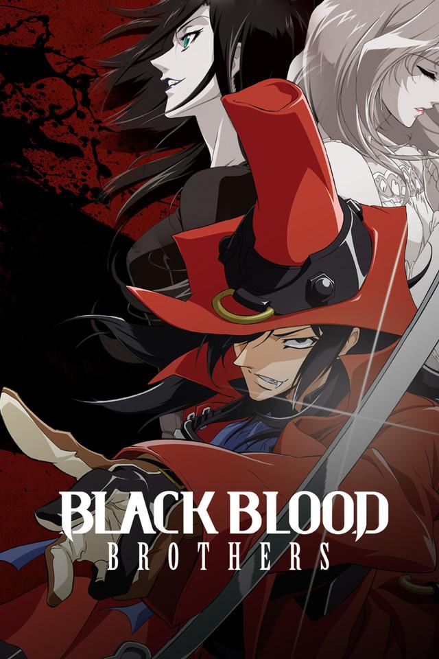 Funimation Black Blood Brothers key