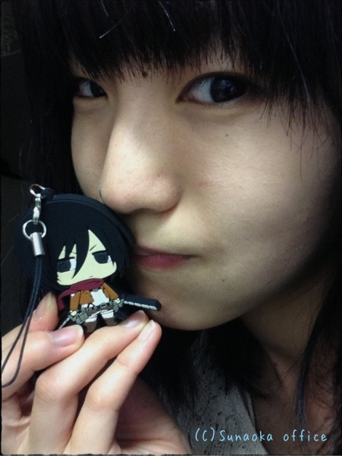 Yui Ishikawa  voice of Attack on Titan  s Mikasa Ackerman  recently    Yui Ishikawa