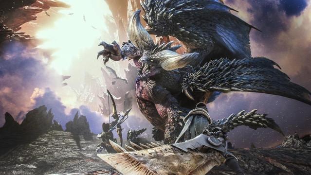 Monster Hunter World is Capcom's Best Selling Game Ever