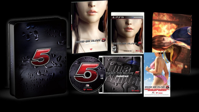 dead or alive 5 soundtrack download