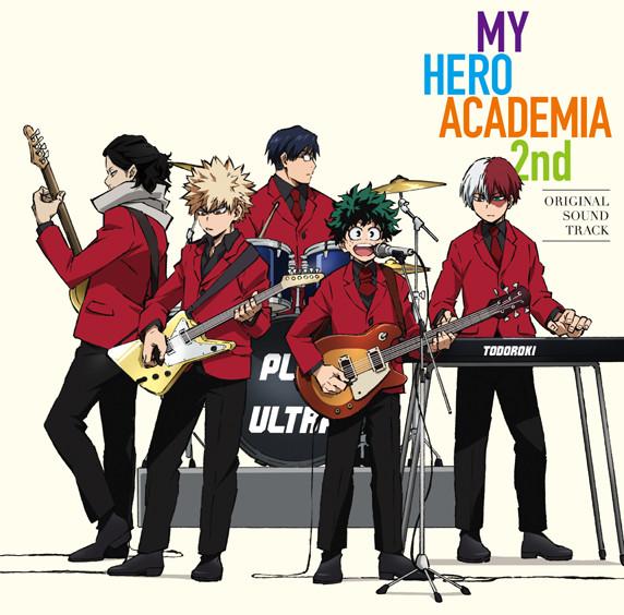 Crunchyroll My Hero Academia Anime Season 2 Gets Some Rocking