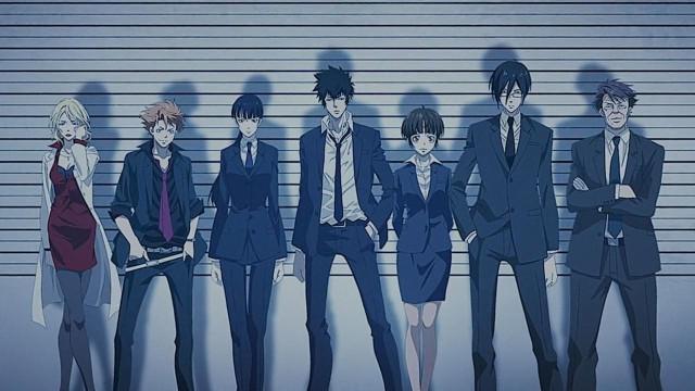 Psycho Pass lineup