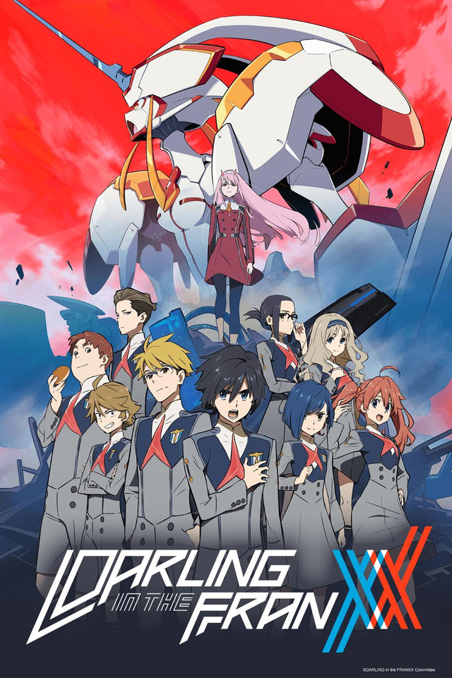 DARLING in the FRANXX - passionjapan