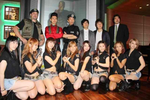 Crunchyroll Japan S Resident Evil Restaurant Is More