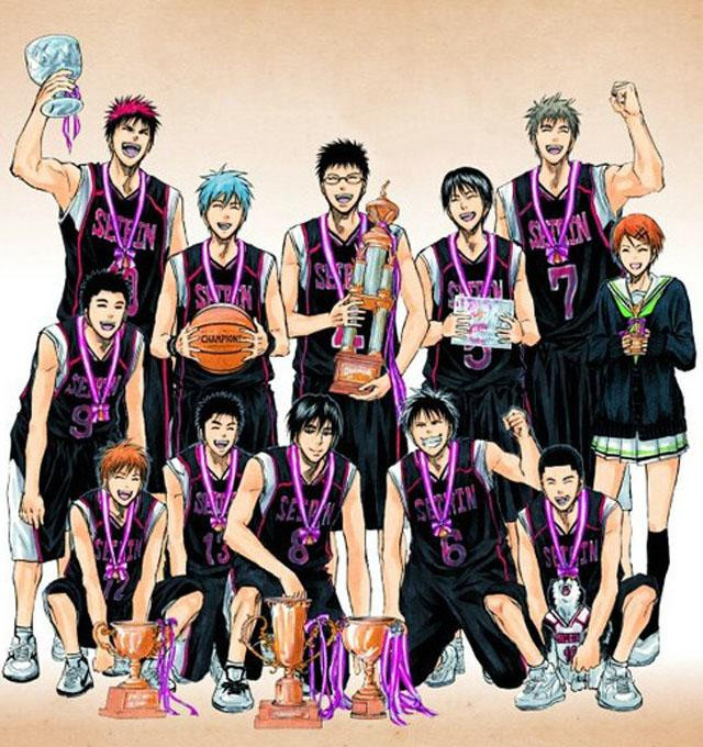 """Kuroko's Basketball"" Manga Rumored To Be Ending"
