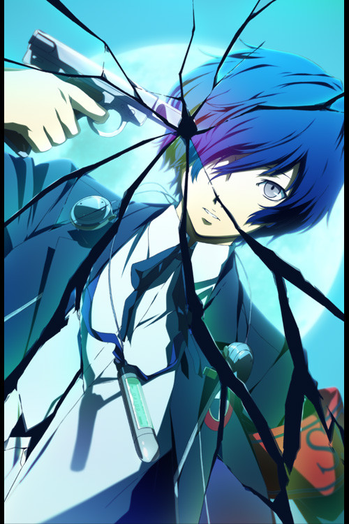 Persona 3 The Movie Key Art