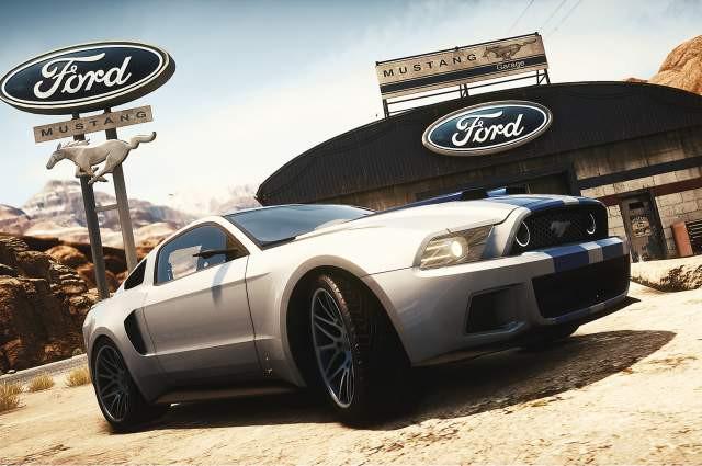 NFS Rivals 2015 Mustang