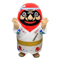 Yassadaruman The Official Mascot Character For City Of Mihara In Hiroshima Prefecture Is Inspiration A Refereshing Youth Story Live Action