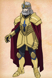 King Gilgamesh