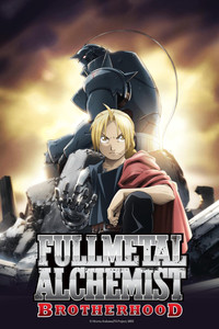 Fullmetal Alchemist: Brotherhood (Dub) is a featured show.