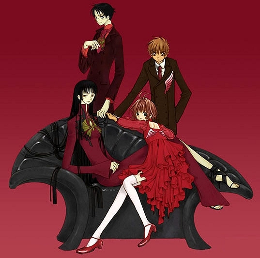 Does The XxxHolic Related To