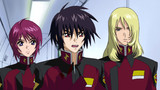 Mobile Suit Gundam Seed Destiny HD Episodio 11