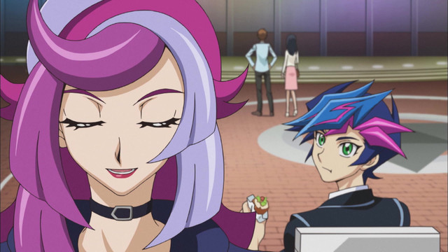 Yu☆Gi☆Oh! VRAINS Episode 13 Subtitle Indonesia