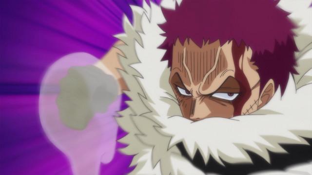 One Piece: Whole Cake Island (783-878) Episode 857, Luffy