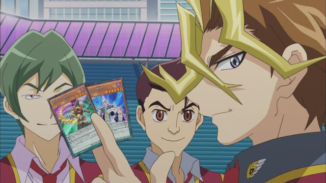 Yu☆Gi☆Oh! Arc-V Episode 3 Subtitle Indonesia