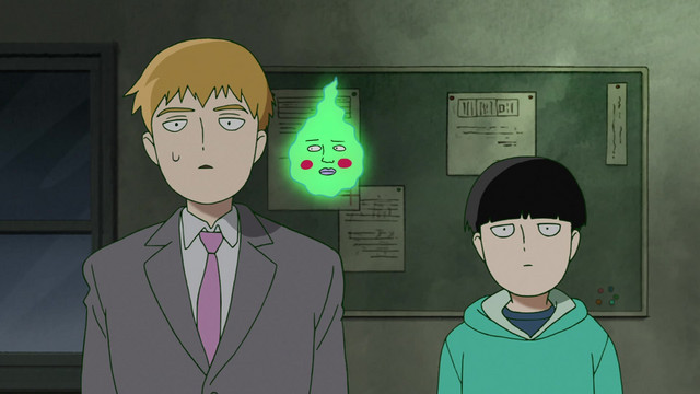 Mob Psycho 100 II (English Dub) Episode 3, One Danger After Another