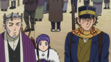 Golden Kamuy Episódio 12
