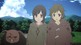 Shin Sekai Yori (From the New World) Episode 7