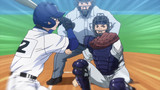 Ace of the Diamond act II Episodio 14