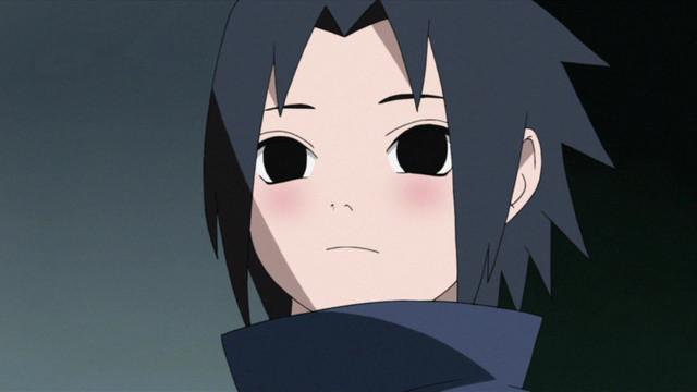 Naruto Shippuden: Season 17 Episode 481, Sasuke and Sakura