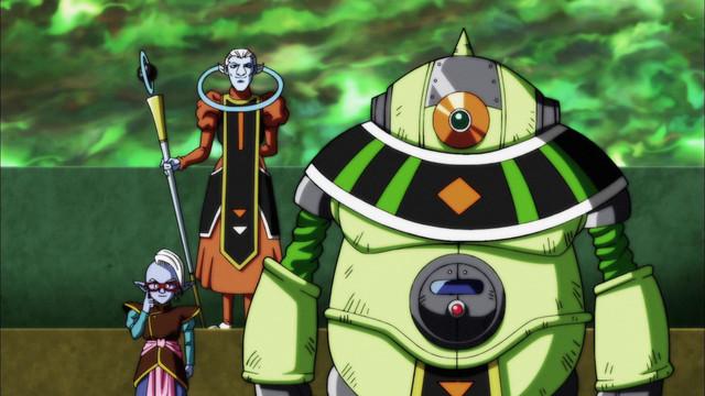 Dragon Ball Super Episode 120 The Perfect Survival Tactic Universe