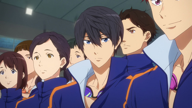 Free! -Dive to the Future- Episode 1, Sprouting Dive Start!, - Watch