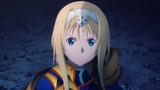 Sword Art Online Alicization War of Underworld Episode 8