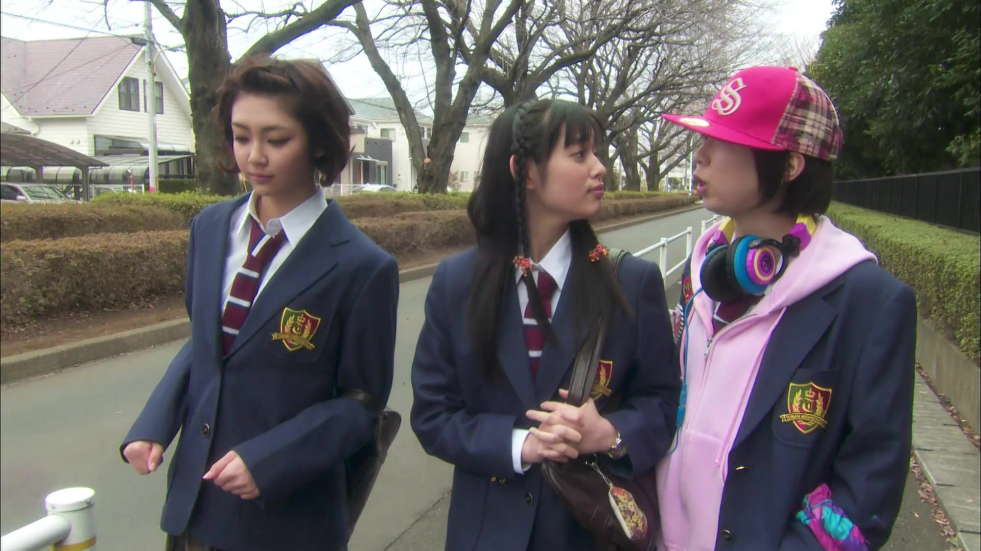 Mischievous Kiss - Love in Tokyo Episode 1, Love Comes Riding a