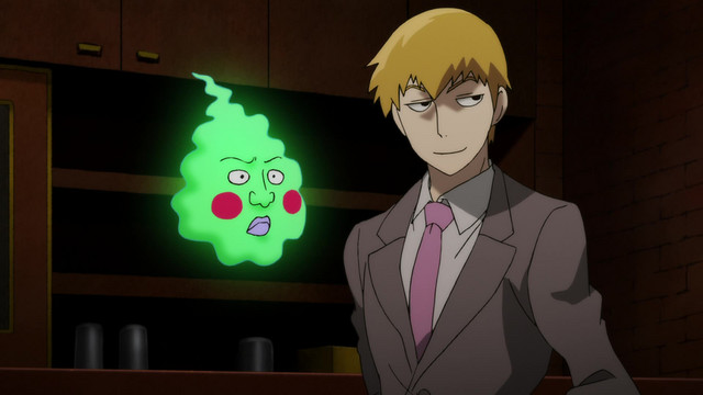 Mob Psycho 100 II Episode 9, Show Me What You've Got ~Band