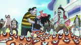 One Piece: Fishman Island (517-574) Episode 550
