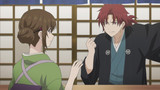 Kakuriyo -Bed & Breakfast for Spirits- Episode 12
