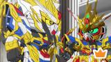 SD GUNDAM WORLD HEROES Episode 17