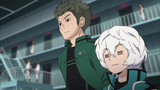 World Trigger Episodio 67
