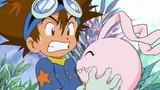 Digimon Adventure Episode 1