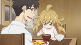sweetness & lightning (Amaama to Inazuma) Episodio 3