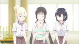 Asobi Asobase - workshop of fun - الحلقة 12