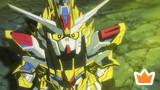 SD GUNDAM WORLD HEROES Episode 16