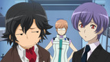 Captain Earth Episode 8