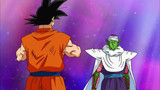 Piccolo Vs. Frost - Put It All on the Special Beam Cannon!