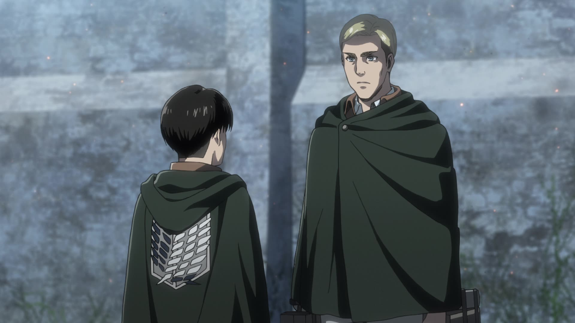 38b843a1 Attack on Titan Season 3 Episode 53, Perfect Game, - Watch on ...