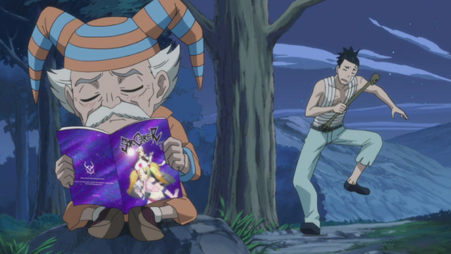 Fairy Tail Episode 8 Subtitle Indonesia