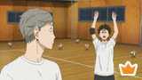 Haikyu!! The Movie: Talent and Sense