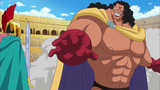 One Piece Episodio 657