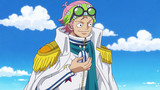 One Piece Episodio 879