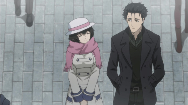 watch steins gate 0 episode 1 online missing link of the