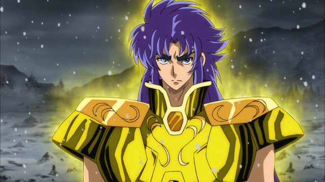 Watch Saint Seiya: Soul of Gold Episode 4 Online - The 7 God