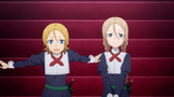 Sword Art Online Alicization Episode 15