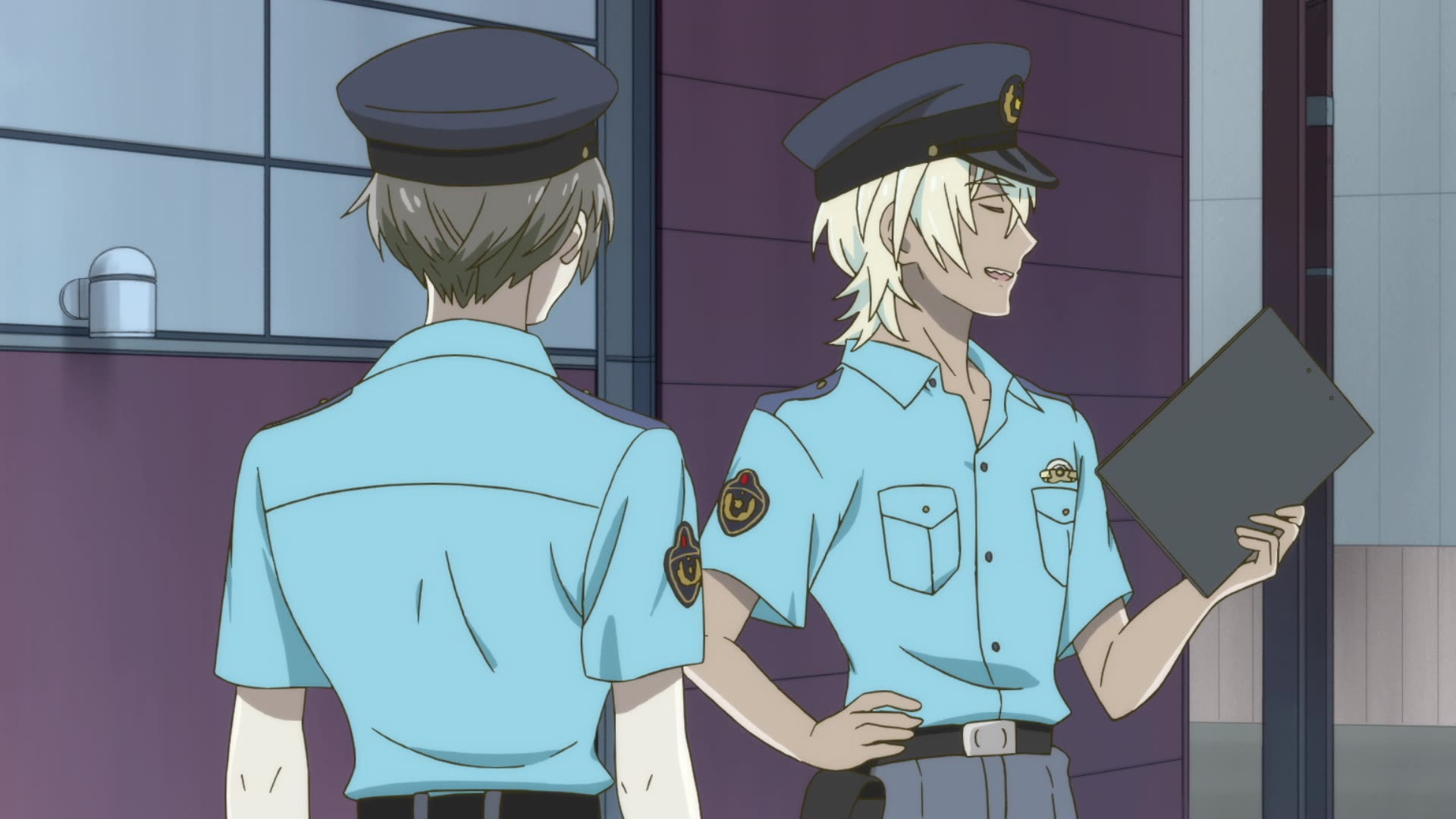 Sarazanmai Episode 8, I Want to Connect, but We'll Never Meet Again