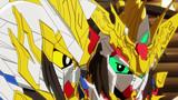 SD GUNDAM WORLD HEROES Episode 12